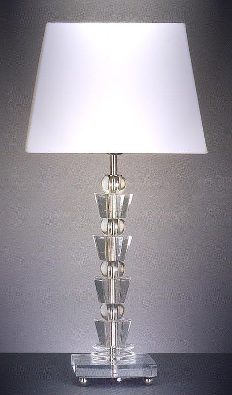 Настольная лампа  «Zirconia»