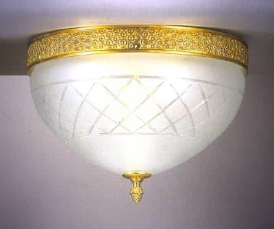 Потолочная люстра  «Big dome Margherita»