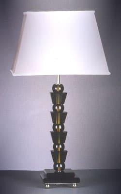 Настольная лампа  «Cognac»