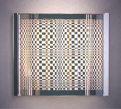 Настенный светильник (бра)  «Optical»