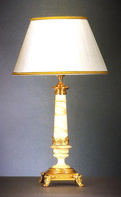 Настольная лампа  «Cariton»