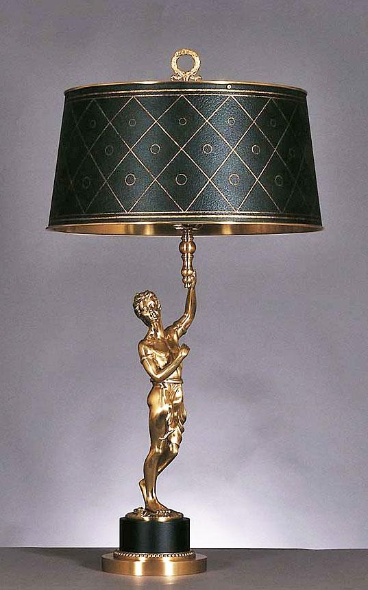 Настольная лампа  «Schiavo»