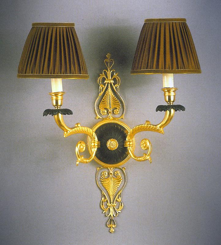 Настенный светильник (бра)  «Lira»