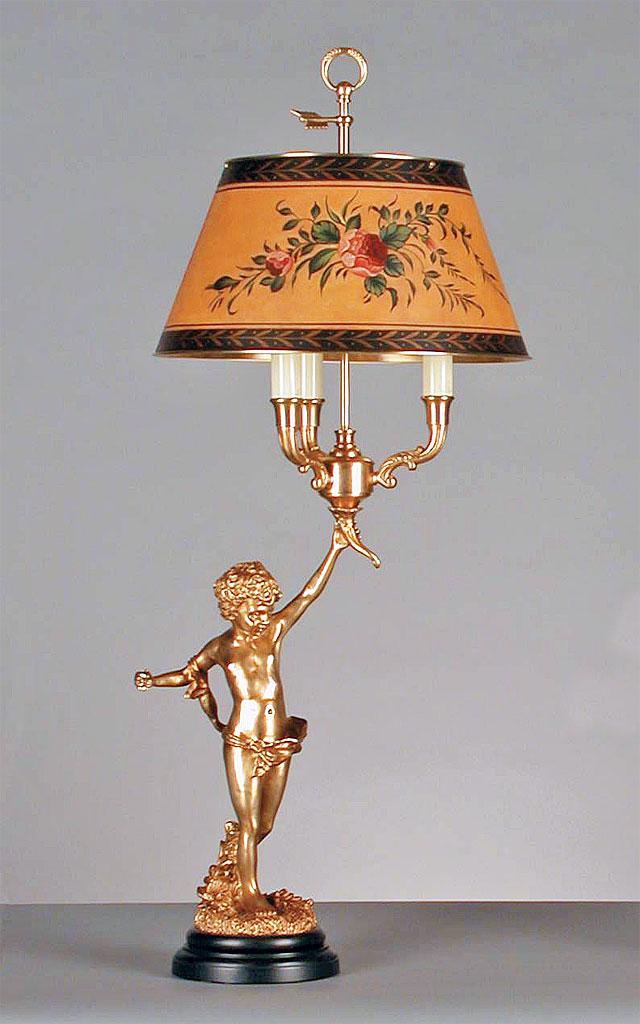 Настольная лампа  «Putto»