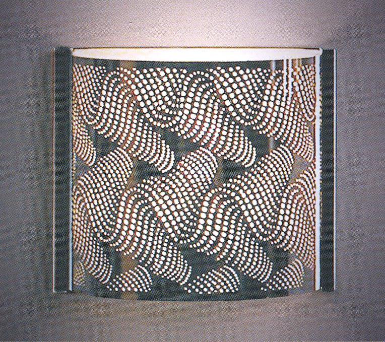 Настенный светильник (бра)  «Waves»