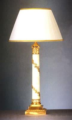 Настольная лампа  «Colonna»
