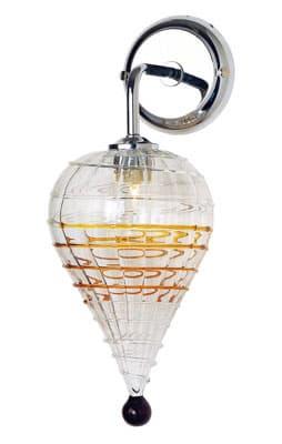 Настенный светильник (бра) муранского стекла