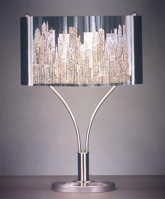 Настольная лампа  «New York»